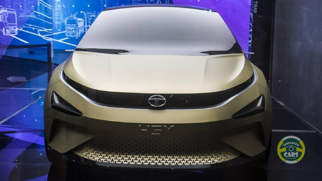 Tata 45X Preview