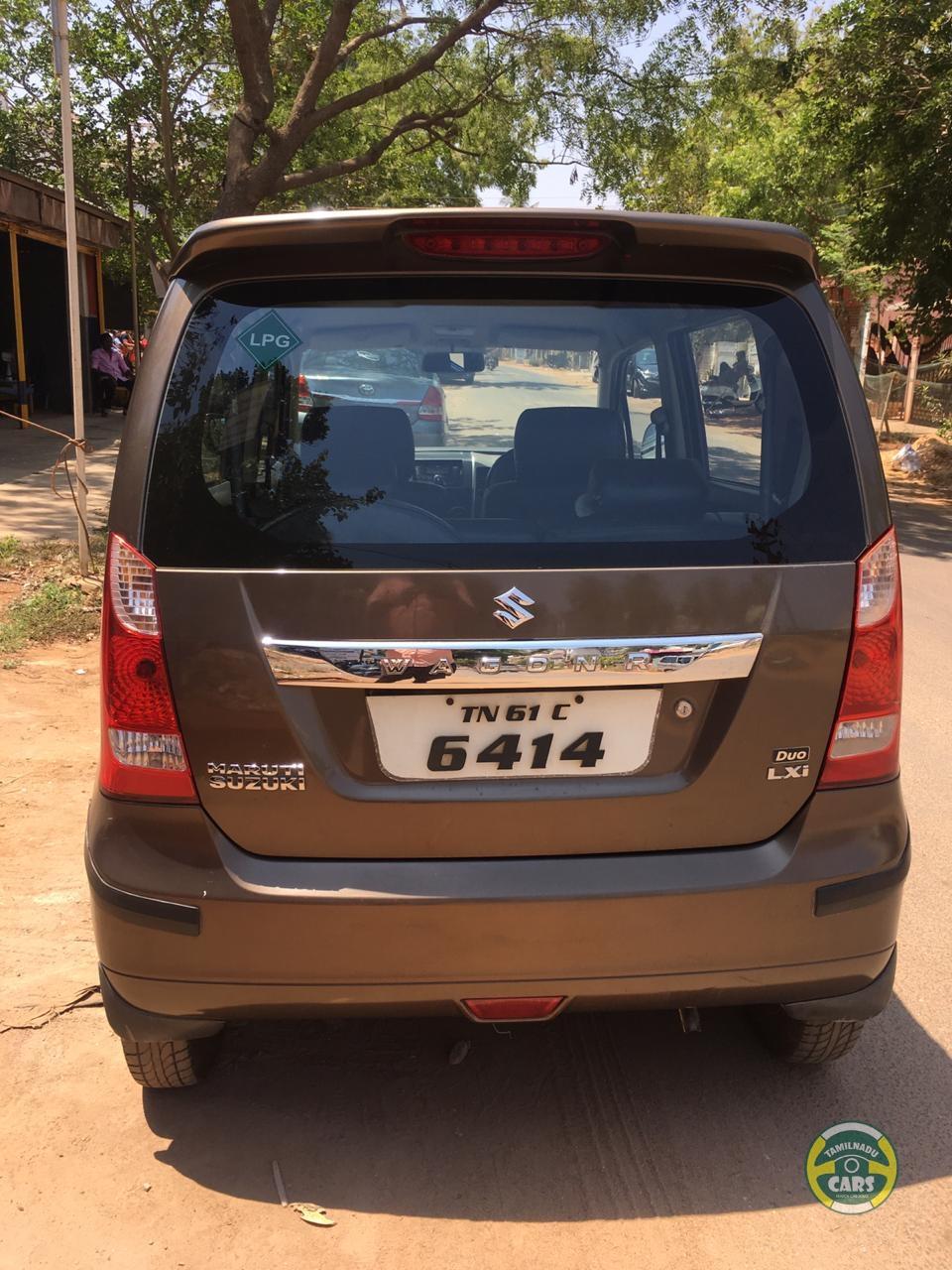 Maruti Suzuki Wagon R 1.0 [2010-2013]
